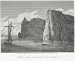 Image from object titled Rock scenery coast of Pembrokeshire [St. Govan's]