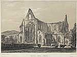 Image from object titled Tintern Abbey Church. View from the N.E
