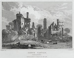Image from object titled Coyty castle, Glamorganshire