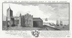 Image from object titled south view of Holyhead Collegiate - Church,.isle of Anglesey