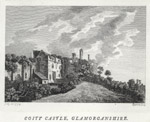 Image from object titled Coity Castle