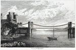 Image from object titled Conway Bridge, 1826
