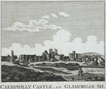 Image from object titled Caerphilly castle, in Glamorgan Sh