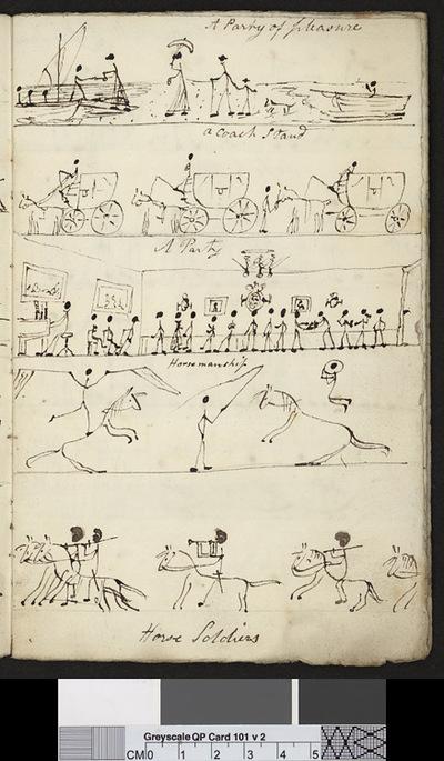 original sketch book