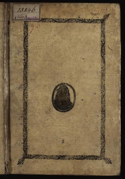 Image from object titled Drama musicale [in 3 Akten] nel giorno natalitio della Sac. Cesa. Real Maeta dell imperatrice Margharita; Il Perseo