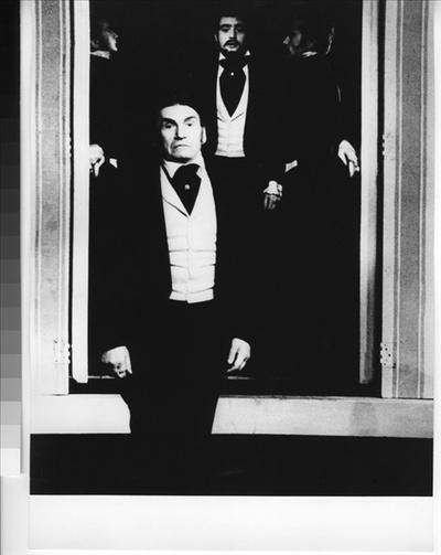 Provaz o jednom konci, 1967, Divadlo za branou Praha 65-72