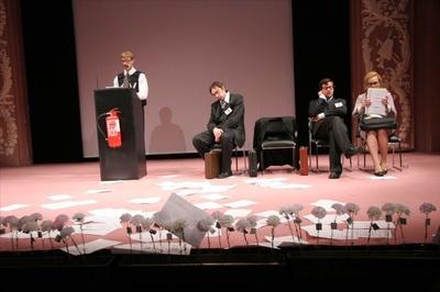 Face to the Wall, 2005, Městská divadla pražská 50-