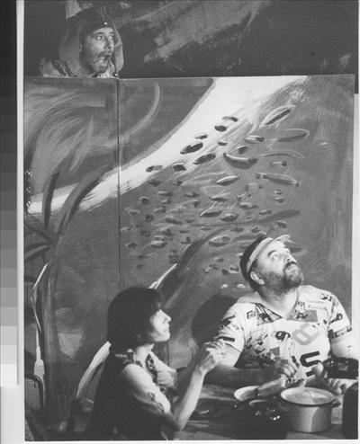 Kačena divoká oškubaná, 1993, Centrum experimentálního divadla Brno