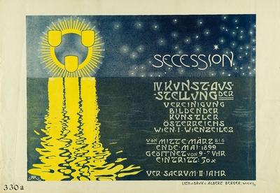 Secession. IV. Kunstausstellung der Vereinigung bildender Künstler Österreichs