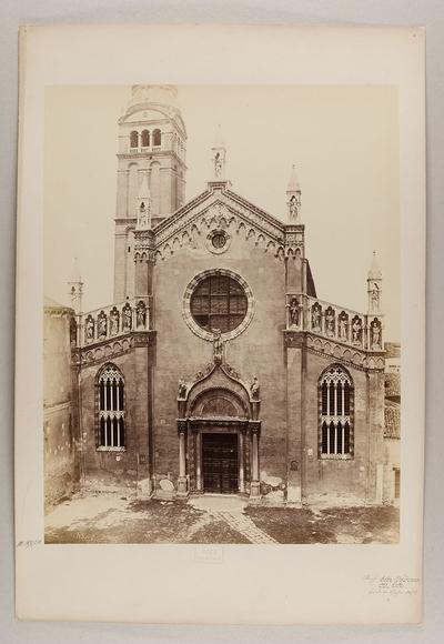 Venezia - Chiesa Madonna dell'Orto