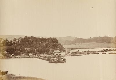 Die Bucht von Kawazawa