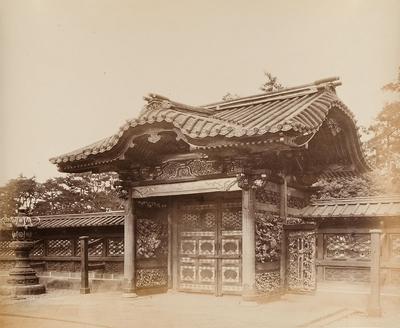 Tempel (Shiba, Edo)