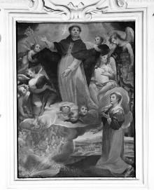 Vision von der Glorie des seligen Ambrogio Sansedoni