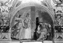 Cosimo II. und die Künste — Der Großherzog erweckt die Malerei