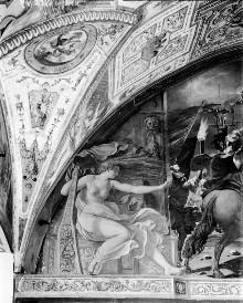 Cosimo I. und seine Taten — Einnahme von Siena