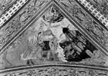 Das Evangelistengewölbe — Evangelistengewölbe: Lucas und IPNACCHAIA