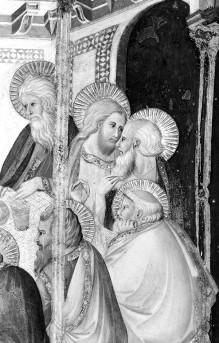 Szenen der Passion Christi — Letztes Abendmahl