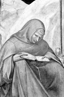 Szenen der Passion Christi — Stigmatisation des heiligen Franziskus