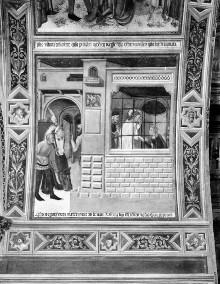 Kapellenausmalung — Katharinenszenen — Bekehrung der Kaiserin