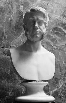 Porträtbüsten der Akademiemitglieder — Leopoldo II. von Lothringen