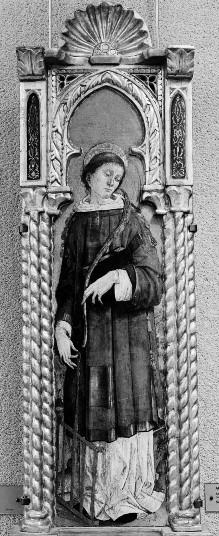 Polyptychon — Heiliger Laurentius