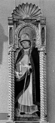 Polyptychon — Heiliger Nikolaus