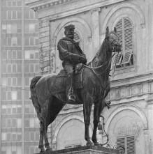 Denkmal für Giuseppe Garibaldi