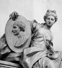 Grabmal für Niccolò Machiavelli