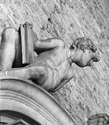Grabmal von Matteo Corte