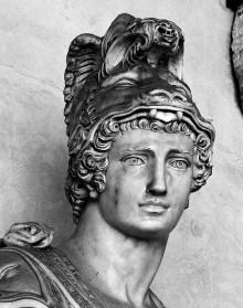 Herzog Cosimo I. als Augustus
