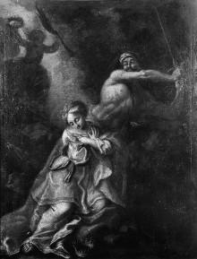 Martyrium der Heiligen Juliana