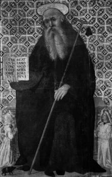 Heiliger Antonius Abbas