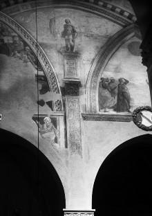 Fresken — Außenfront