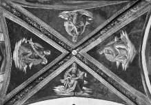 Fresken — Vier Sibyllen