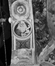 Fresken — Bogenfresken — Prophet