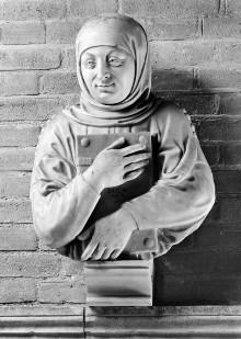 Büste von Giovanni Boccaccio