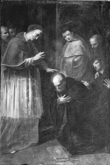 Pius II. besucht Beato Cristoforo Landucci