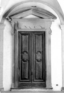 Villa Corsini — Cappella di Santi Cosma e Damiano