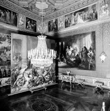 Palazzo Reale —; Innenraum der Sala delle Guardie del Corpo