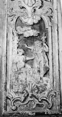 Thronsaal des Palazzo Reale von Turin — Mythologische Szene mit Flora?