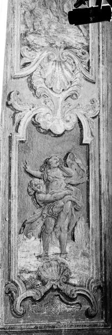 Thronsaal des Palazzo Reale von Turin — Mythologische Szene mit Raub der Proserpina?