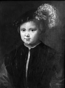 Bildnis eines Jünglings