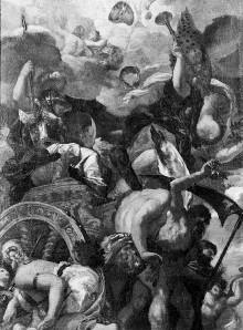 Triumph der Minerva