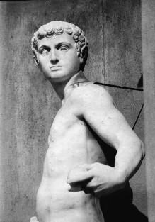 Jugendlicher Herkules