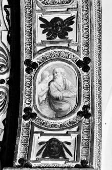 Kapellendekoration — Gewölbedekoration — Evangelisten