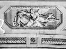 Deckenausmalung mit Szenen aus dem Leben des Heiligen Joseph — Der Traum Josephs