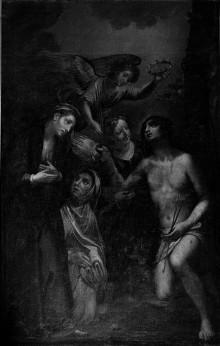 Der Heilige Sebastian und die Frauen
