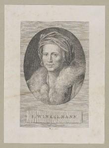 Bildnis des Johann Joachim Winckelmann