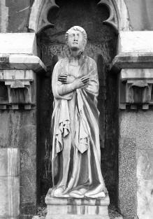 Statue eines Engels