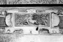 Image from object titled Allegorie der Zeit mit Jahreszeiten und Tageszeiten, Genreszenen und Landschaftsdarstellungen — Deckenfresken der Sala Terrena